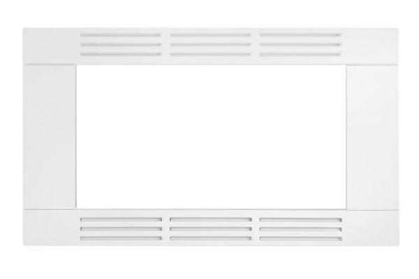 "Large image of Frigidaire White 27"" Microwave Trim Kit - FFMOTK27LW"