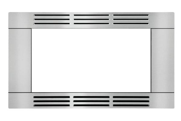 "Large image of Frigidaire Stainless Steel 30"" Trim Kit - FFMOTK30LS"