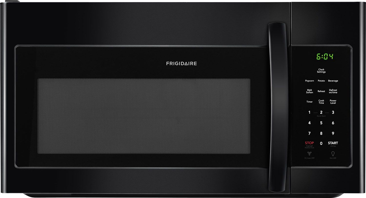 Frigidaire Ffmv1645tb Over The Range Microwaves