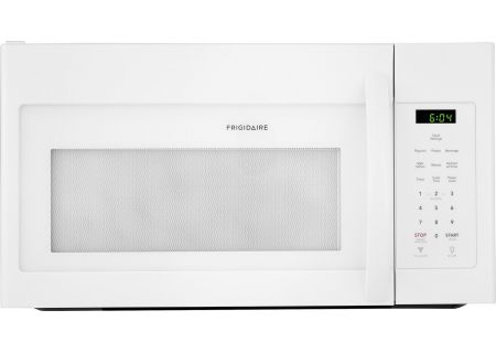 Frigidaire White Over-The-Range Microwave - FFMV1645TW