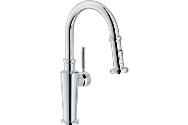 Large image of Franke Absinthe Polished Chrome Faucet - FFP5200