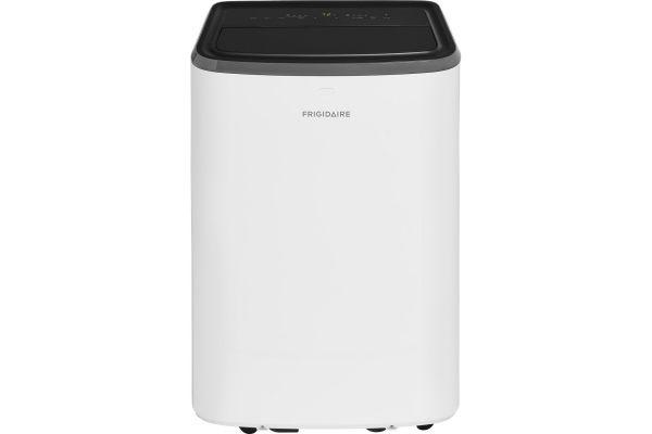 Frigidaire Home Comfort 8,000 BTU 11.4 EER 115V White Portable Air Conditioner - FFPA0822U1