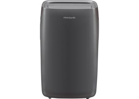 Frigidaire 12,000 BTU 115V Grey Portable Air Conditioner - FFPA1222T1