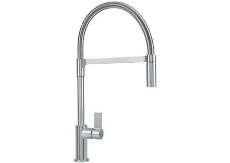 Franke Ambient Satin Nickel Kitchen Faucet - FFPD3180
