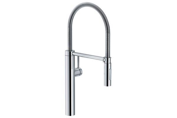 Large image of Franke Pescara Polished Chrome Kitchen Faucet - FFPD4300