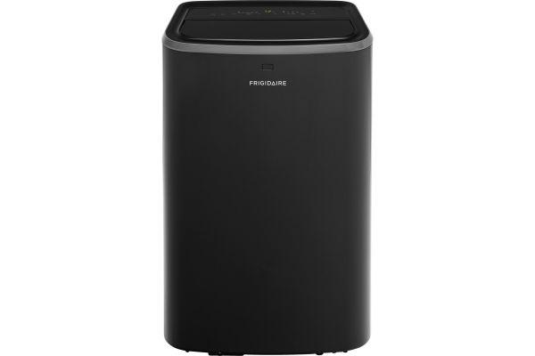 Frigidaire Home Comfort 12,000 BTU 10.2 EER 115V Black Portable Air Conditioner With Heat - FFPH1222U1