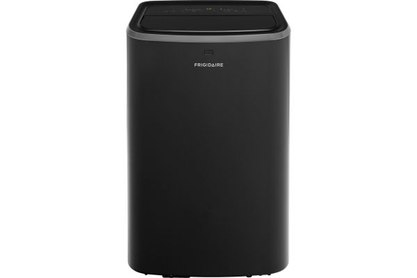 Frigidaire Home Comfort 14,000 BTU 10.2 EER 115V Black Portable Air Conditioner With Heat - FFPH1422U1