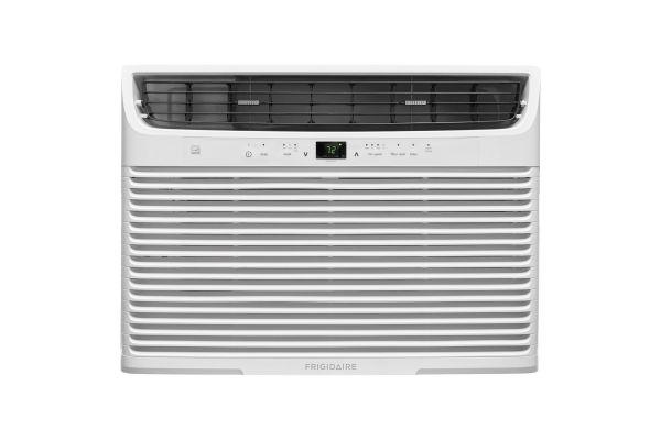 Large image of Frigidaire 18,000 BTU 11.9 EER 230V White Median Window Air Conditioner - FFRE1833U2
