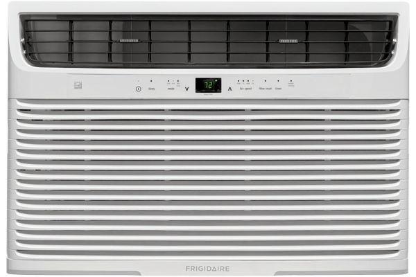 Frigidaire 22,000 BTU 10.4 EER 230V White Heavy-Duty Window Air Conditioner - FFRE2233U2
