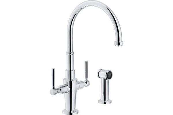 Large image of Franke Absinthe Polished Chrome Faucet - FFS5200