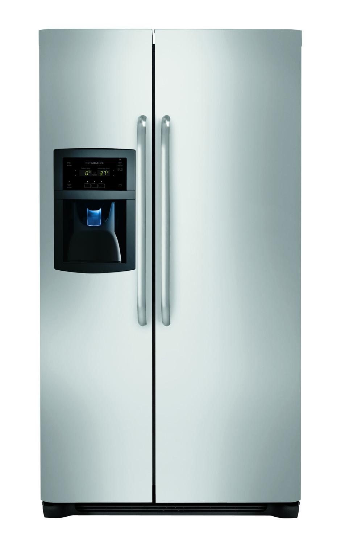 Frigidaire Counter Side By Side Refrigerator Ffsc2323ls