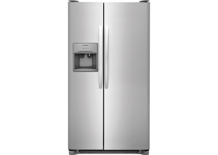Frigidaire - FFSS2615TS - Side-by-Side Refrigerators