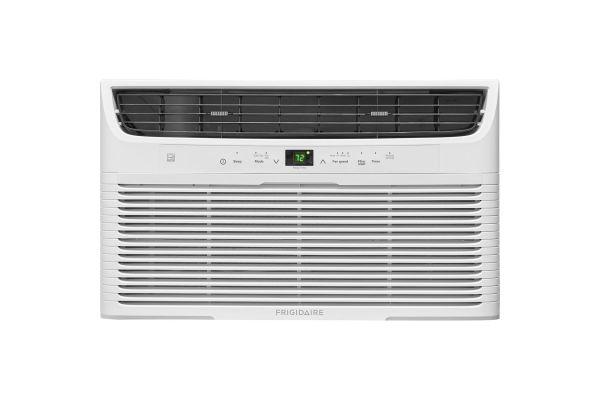 Frigidaire Home Comfort White 10,000 BTU 10.7 EER 115V Through-The-Wall Air Conditioner - FFTA1033U1