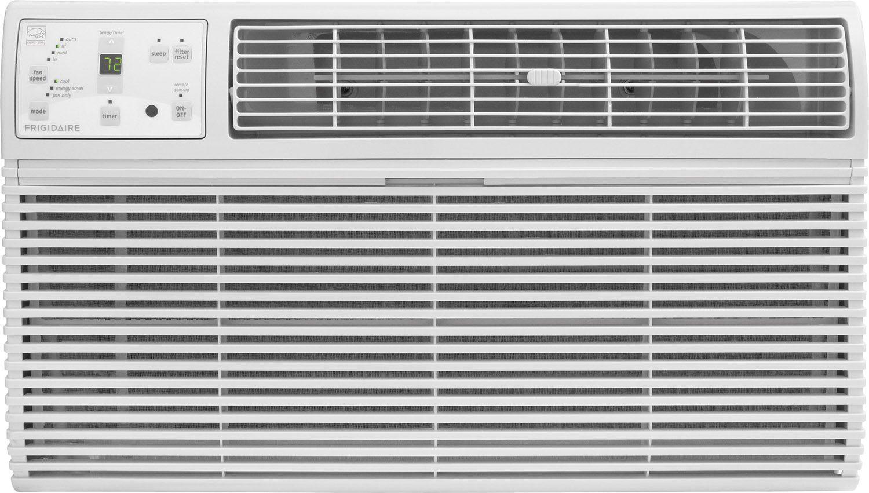 White 12 000 BTU 10.5 EER 115 Volts Wall Air Conditioner FFTA1233S1 #6A7D4E