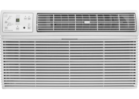 Frigidaire White 12,000 BTU 10.5 EER 230 Volts Wall Air Conditioner - FFTA1233S2