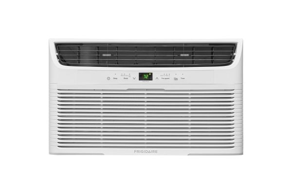 Frigidaire Home Comfort White 12,000 BTU 9.5 EER Through-The-Wall Air Conditioner With Heat - FFTH1222U2