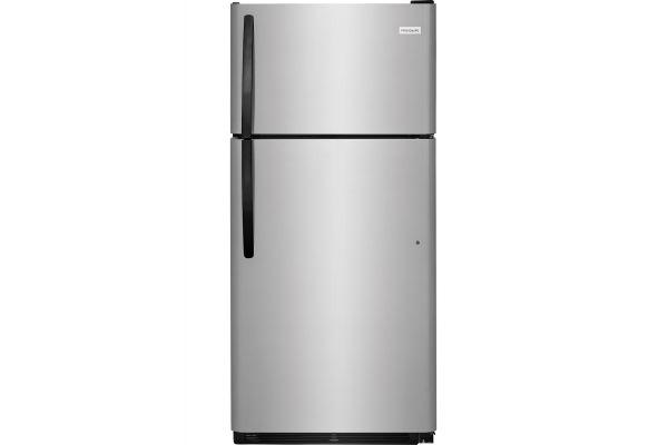 Frigidaire Stainless Steel Top Freezer Refrigerator - FFTR1814TS