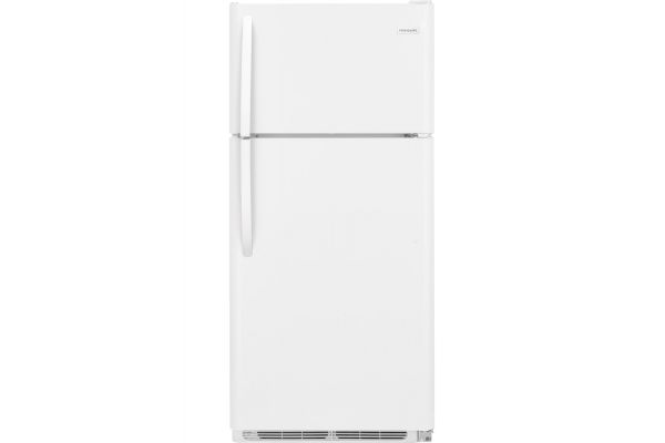 Frigidaire White Top Freezer Refrigerator - FFTR1814TW