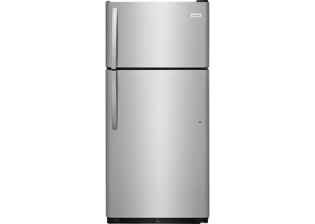 Frigidaire Stainless Steel Top Freezer Refrigerator - FFTR1821TS
