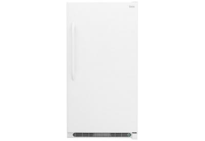 Frigidaire White 2-in-1 Convertible Upright Freezer/Refrigerator - FFVU21F4QW