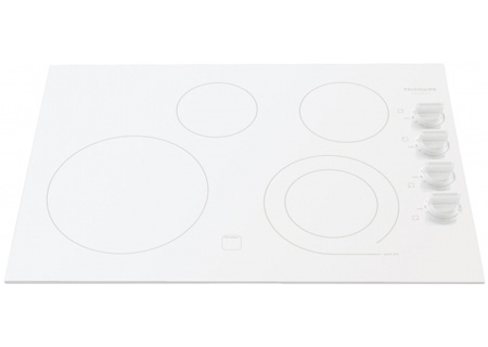 Frigidaire - FGEC3045KW - Electric Cooktops