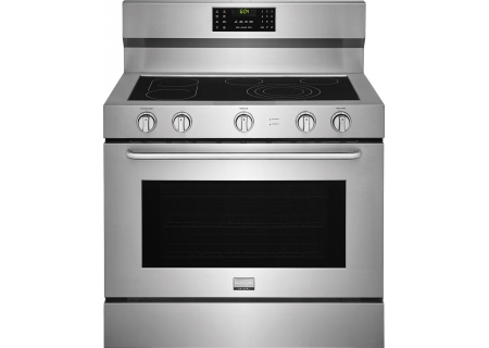 "Frigidaire Gallery 40"" Stainless Steel Freestanding Electric Range  - FGEF4085TS"
