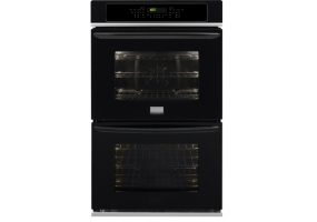 Frigidaire - FGET2765PB - Built-In Double Electric Ovens