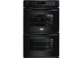 Frigidaire - FGET3045KB - Built-In Double Electric Ovens