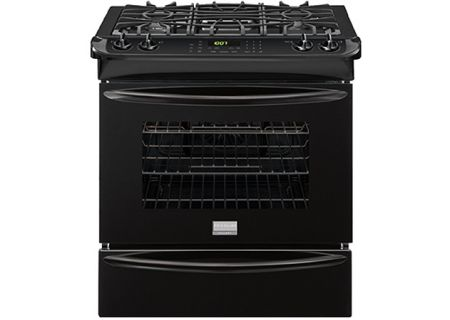 Frigidaire - FGGS3065PB - Slide-In Gas Ranges