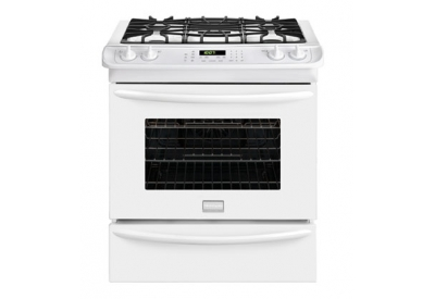 Frigidaire - FGGS3065PW - Slide-In Gas Ranges