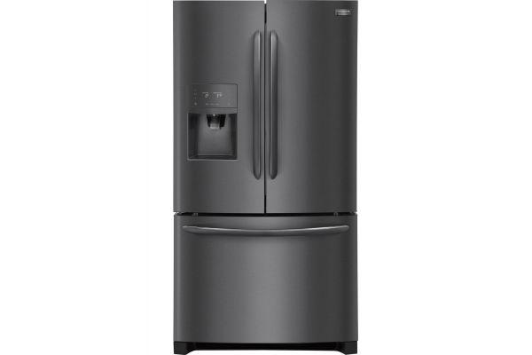 Frigidaire Gallery Black Stainless Steel French Door Refrigerator - FGHB2868TD