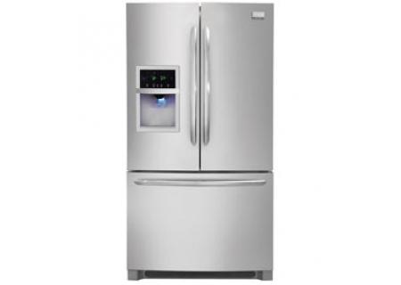 Frigidaire - FGHF2344SS - Bottom Freezer Refrigerators