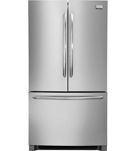 Frigidaire Smudge Proof French Door Counter Refrigerator