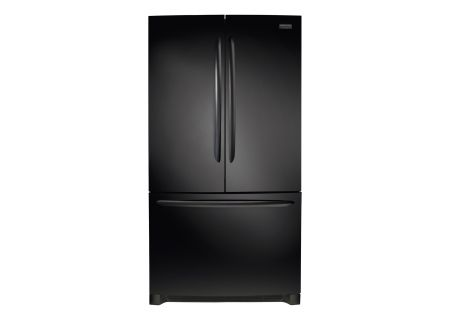 Frigidaire Gallery 27.6 Cu. Ft. Black French Door Refrigerator - FGHN2868TE