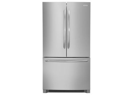 Frigidaire Gallery 27.6 Cu. Ft. Stainless Steel French Door Refrigerator - FGHN2868TF