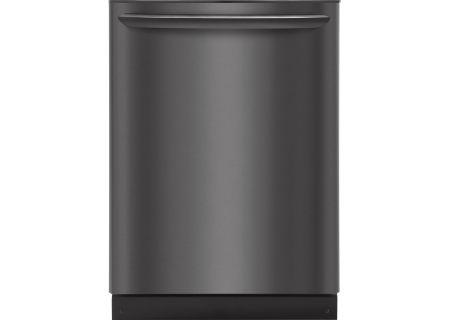 "Frigidaire Gallery 24"" Black Stainless Steel Built-In Dishwasher - FGID2466QD"
