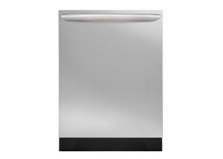 "Frigidaire Gallery 24"" Smudge-Proof Stainless Built-In Dishwasher - FGID2466QF"
