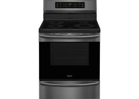 "Frigidaire Gallery 30"" Black Stainless Steel Induction Range - FGIF3036TD"