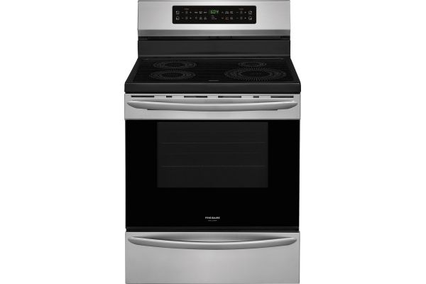 "Frigidaire Gallery 30"" Stainless Steel Induction Range - FGIF3036TF"