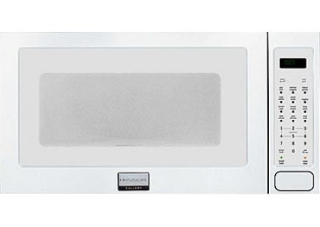 Frigidaire Gallery Series White Built-In Microwave - FGMO205KW