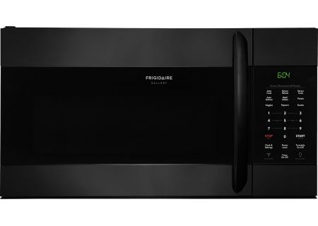 Frigidaire Gallery Black Over-The-Range Microwave - FGMV176NTB