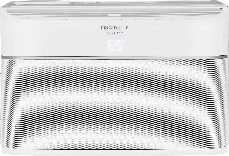 Frigidaire Gallery Window Air Conditioner Fgrc0844 Friedrich Unit Wiring Diagram 8000 Btu 120 Eer 115v White Cool Connect Room Fgrc0844u1