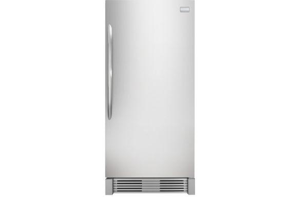 Frigidaire Gallery 19 Cu. Ft. Smudge-Proof Stainless Freezerless Refrigerator - FGRU19F6QF