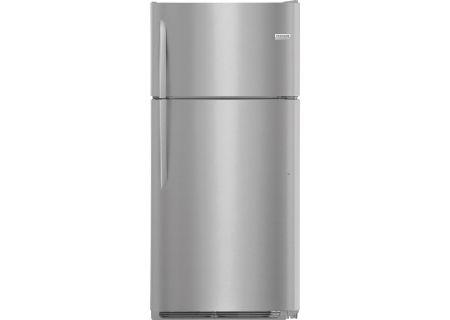 Frigidaire Gallery Stainless Steel Top Freezer Refrigerator - FGTR1837TF