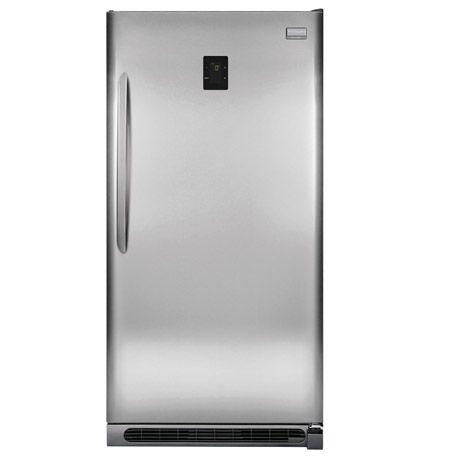 Frigidaire Gallery 2-In-1 Refrigerator/Freezer Stainless -FGVU21