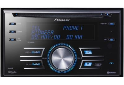 Pioneer - FH-P8000BT - Car Stereos - Double DIN