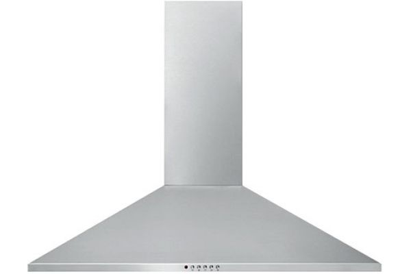 """Large image of Frigidaire 30"""" Stainless Steel Canopy Wall Hood - FHWC3055LS"""
