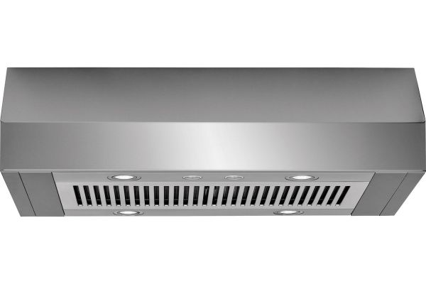 """Large image of Frigidaire Professional 36"""" Smudge-Proof Stainless Under-Cabinet Hood - FHWC3650RS"""