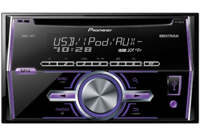 Pioneer - FHX500UI - Car Stereos - Double Din