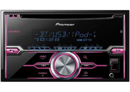 Pioneer - FH-X520UI - Car Stereos - Double DIN